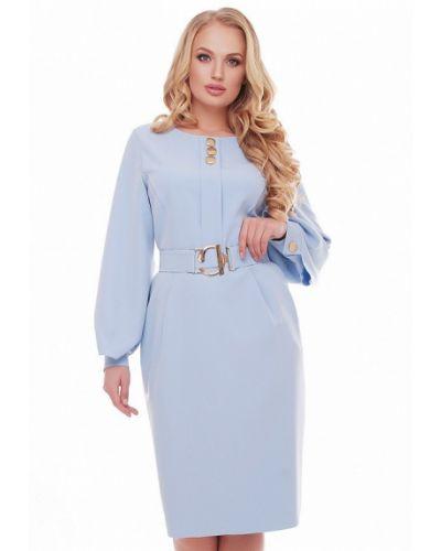 Голубое платье весеннее Vlavi