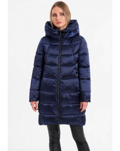 Утепленная синяя куртка Lab Fashion