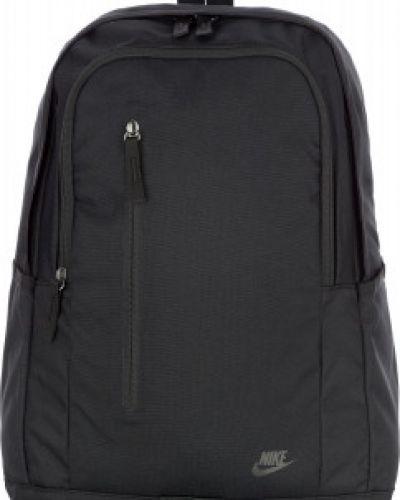 Рюкзак спортивный черный маленький Nike