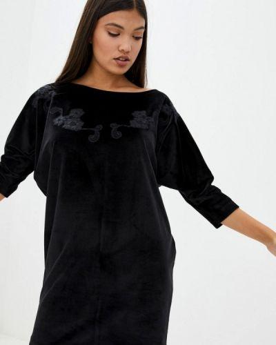 Платье - черное Komilfo