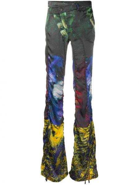 Spodnie spodnie chuligańskie zapinane na guziki Ottolinger