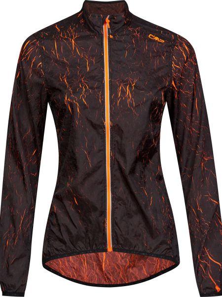 Черная куртка на молнии Cmp