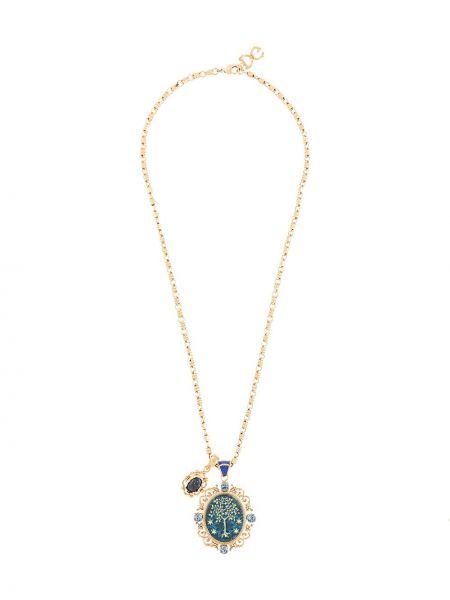 Ожерелье из золота золотой Dolce & Gabbana