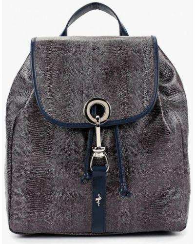 Фиолетовый рюкзак городской Menbur