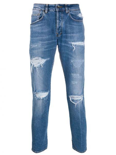 Niebieskie jeansy bawełniane Prps