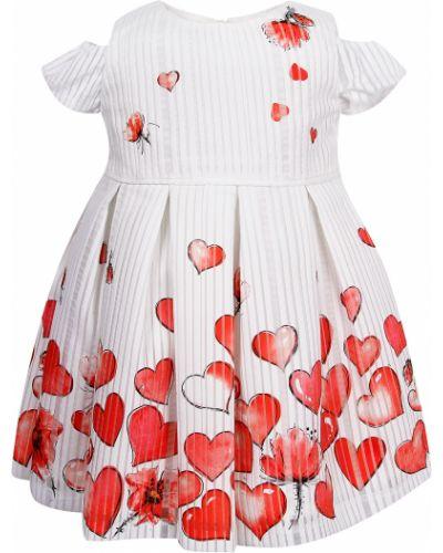 Разноцветное платье Elsy