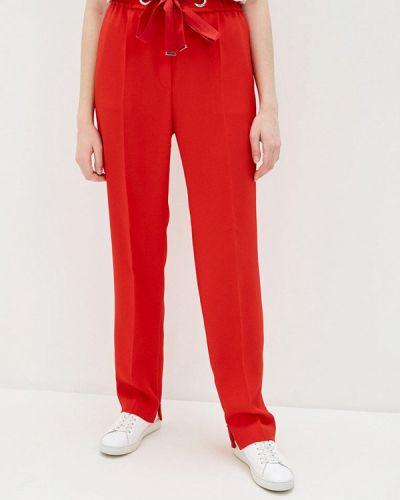 Красные повседневные брюки Hugo