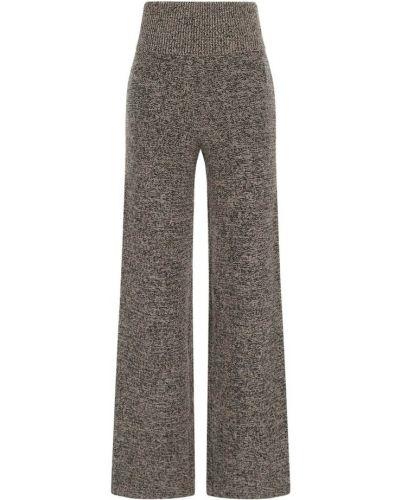 Spodnie casual - brązowe Off-white