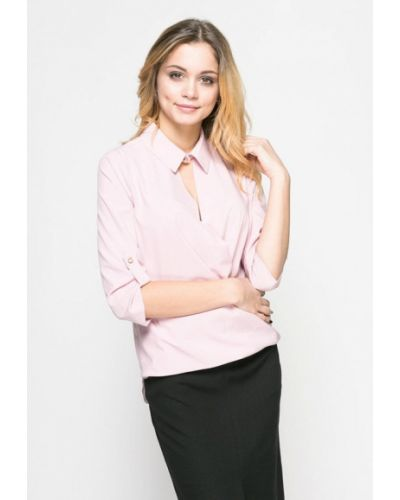 Рубашка розовый Zubrytskaya