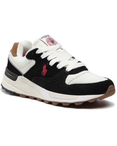 Sneakersy granatowe Polo Ralph Lauren
