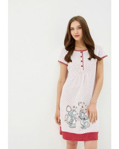 Рубашка белая Kinanit
