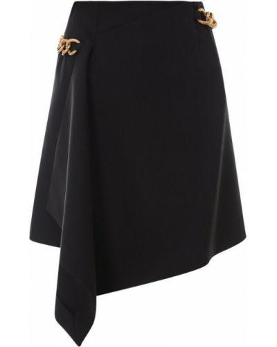 Czarna spódnica mini Givenchy
