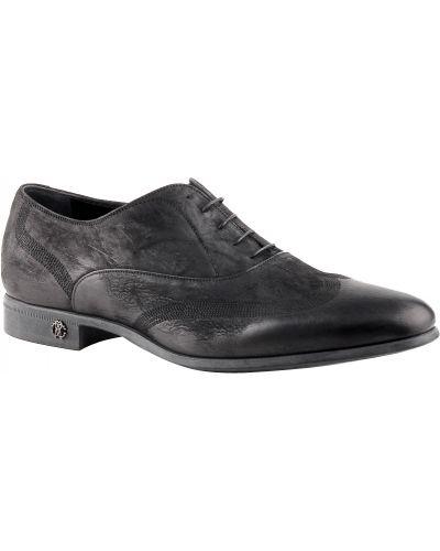 Черные туфли Roberto Cavalli