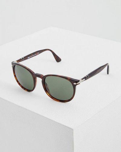Солнцезащитные очки круглые Persol