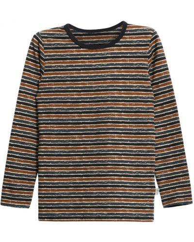 Brązowa koszulka elegancka Wheat