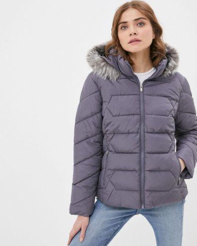 Утепленная серая куртка Dorothy Perkins