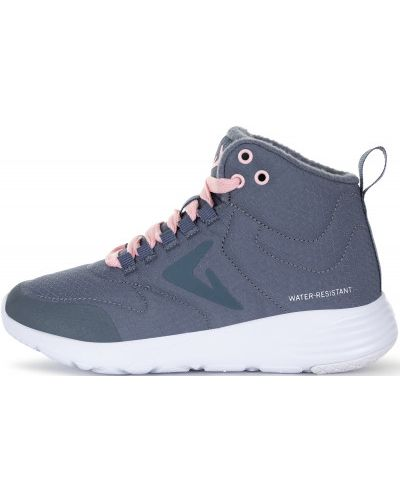 Кроссовки на шнуровке высокие Demix
