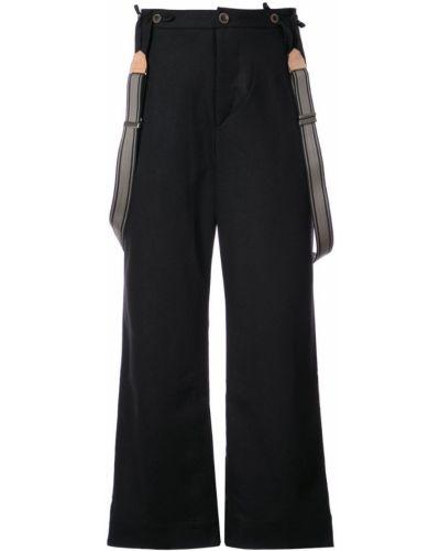 Черные брюки со стразами Individual Sentiments