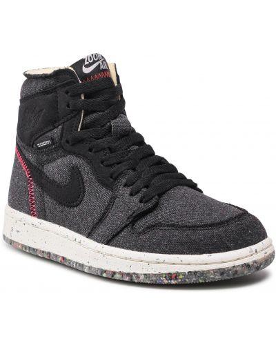 Półbuty - czarne Nike
