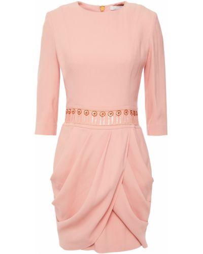 Платье мини с пайетками Pierre Balmain