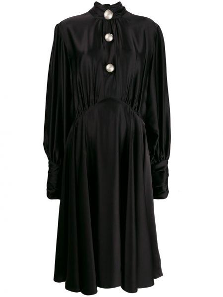 Sukienka mini dla wysokich kobiet z ozdobnym wykończeniem Christopher Kane