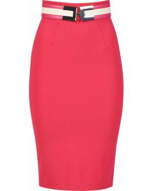 Розовая юбка Elisabetta Franchi