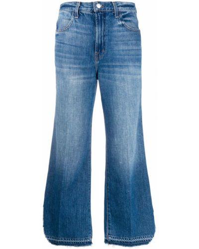 Укороченные джинсы свободные J Brand