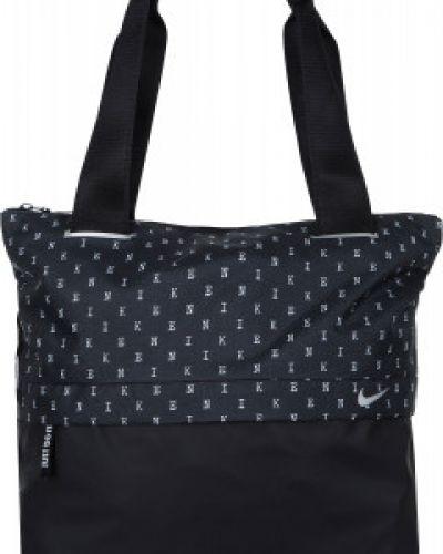 Спортивная сумка черная походная Nike