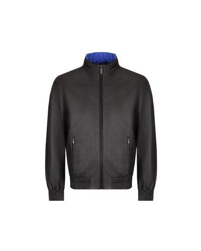 Черная куртка Zilli