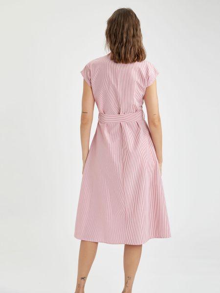 Платье - красное Defacto