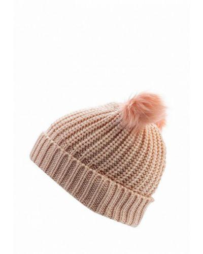 Розовая шапка осенняя Colin's