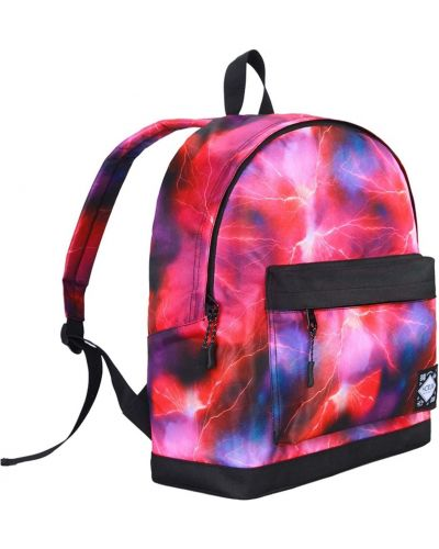 Różowy plecak Hot Tuna