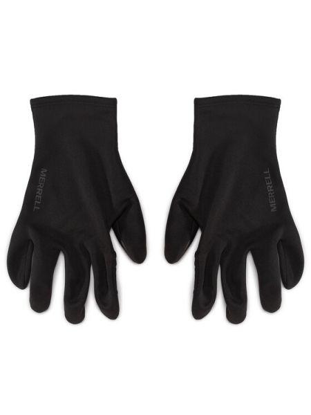 Czarne rękawiczki Merrell