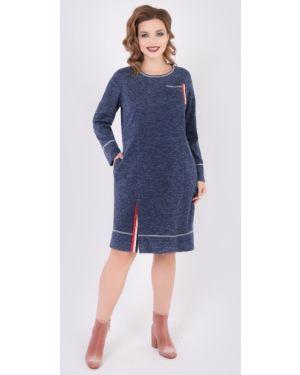 Платье миди платье-сарафан с карманами тм леди агата