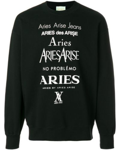 Толстовка с логотипом Aries