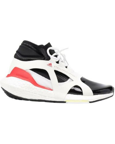 Białe sneakersy Adidas By Stella Mccartney
