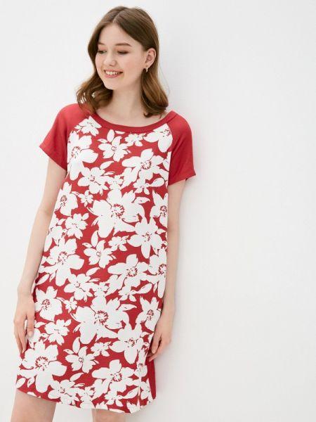 Красное платье Relax Mode