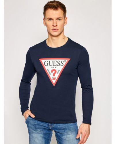 Koszulka z długim rękawem Guess