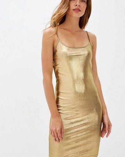 Платье осеннее платье-комбинация Noisy May
