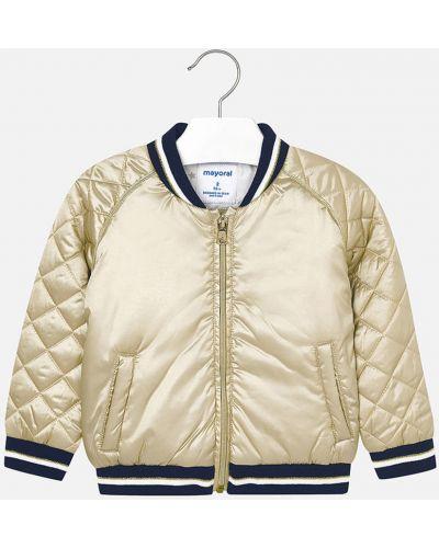 Куртка золотой из золота Mayoral