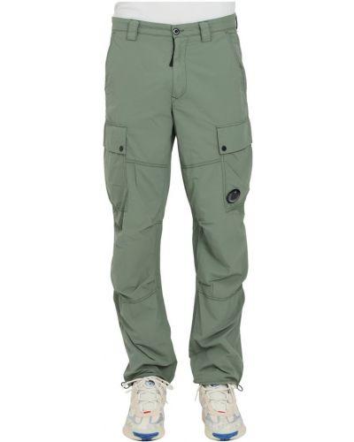 Zielone spodnie casual C.p. Company