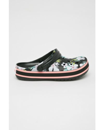 Сандалии черные Crocs