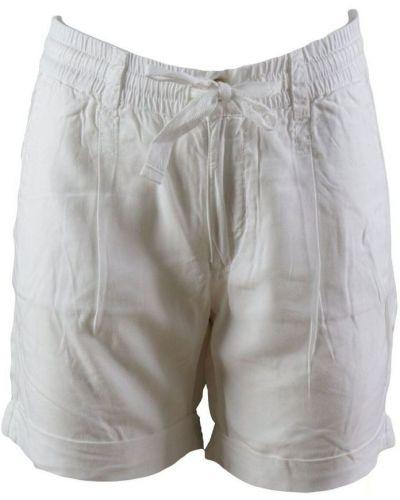 Białe szorty Blauer