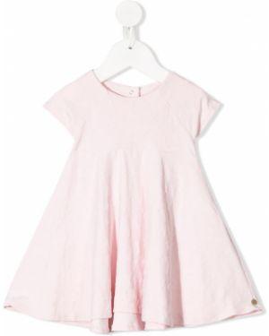 Розовое платье Lili Gaufrette