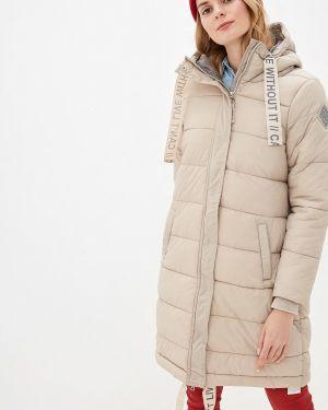Зимняя куртка утепленная весенняя Stitch & Soul