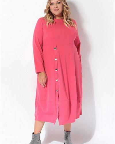 Повседневное красное платье Tutto Bene Plus