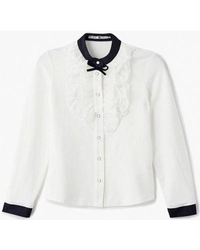 Белая блуза Blauz