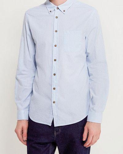 Голубая рубашка Sela