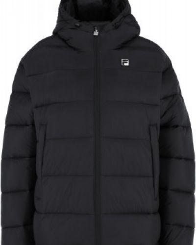 Куртка мембранная - черная Fila