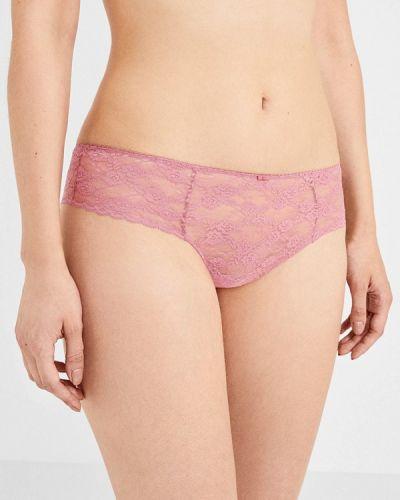 Розовые трусы бразильяна Women'secret